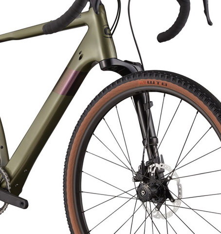 Cannondale Topstone 2021 Lefty Oliver