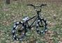 "Велосипед BMX 20"" Stolen X-Fiction URBAN 1 (20.25"") 2019 matt black/camo 4"
