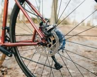"""Велосипед 28"""" Pride RoCX TOUR (2020) burgundy 12"""