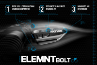Велокомпьютер Wahoo ELEMNT Bolt GPS Stealth Edition BUNDLE 6