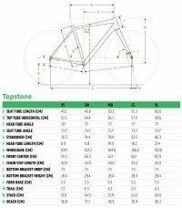"Велосипед 28"" Cannondale TOPSTONE 105 (2020) graphite 1"