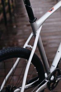 "Велосипед 28"" Merida SILEX 300 (2020) silk titan 14"