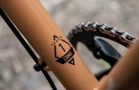 "Велосипед 27.5"" Marin Nicasio Plus (2020) satin tan/black 4"