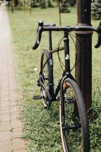 "Велосипед 28"" Marin Four Corners (2020) satin black 4"