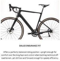 """Велосипед 28"""" Cannondale TOPSTONE Carbon Ultegra RX 2 (2020) 6"""