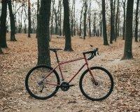 """Велосипед 28"""" Pride RoCX TOUR (2020) burgundy 6"""