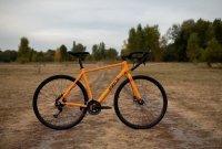 """Велосипед 28"""" Pride RoCX 8.1 (2020) orange/black 1"""