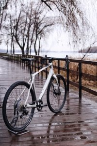 "Велосипед 28"" Merida SILEX 300 (2020) silk titan 7"