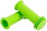 Грипсы Green Cycle GC-G96 102mm детские, зеленые 0