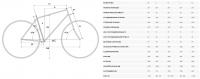 "Велосипед 28"" Merida SILEX 200 (2021) black 0"