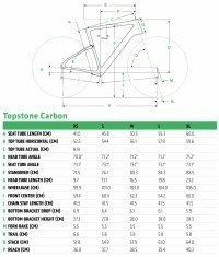 """Велосипед 28"""" Cannondale TOPSTONE Carbon Ultegra RX 2 (2020) 14"""