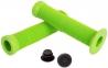 Гріпси Green Cycle GC-G105C + 04 145mm салатові, BMX 0