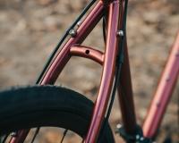 """Велосипед 28"""" Pride RoCX TOUR (2020) burgundy 2"""