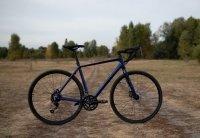 """Велосипед 28"""" Pride RoCX 8.1 (2020) blue/black 1"""