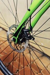 "Велосипед 28"" Merida SILEX 300 (2020) glossy green 6"