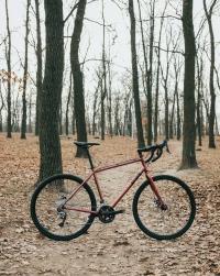 """Велосипед 28"""" Pride RoCX TOUR (2020) burgundy 7"""