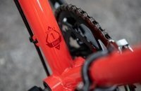 "Велосипед 28"" Marin Nicasio (2020) orange 0"