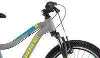 """Велосипед 20"""" Haibike SEET Greedy 20 SF 2019 серый 0"""