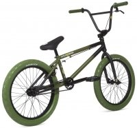 """Велосипед BMX 20"""" Stolen STEREO (2020) faded spec ops 2"""