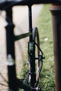 "Велосипед 28"" Marin Four Corners (2020) satin black 2"