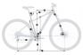 "Велосипед 27.5"" Orbea MX 40 2019 Silver - Black 2"
