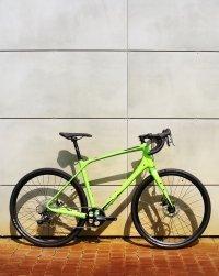 "Велосипед 28"" Merida SILEX 300 (2020) glossy green 1"