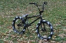 "Велосипед BMX 20"" Stolen X-Fiction URBAN 1 (20.25"") 2019 matt black/camo 3"