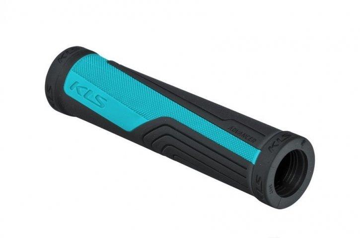 Ручки руля KLS ADVANCER 2D, синий