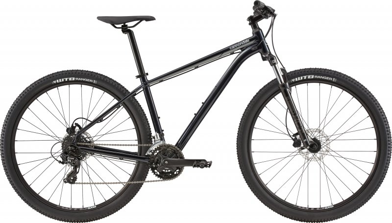 "Велосипед 29"" Cannondale Trail 7 (2020) midnight"