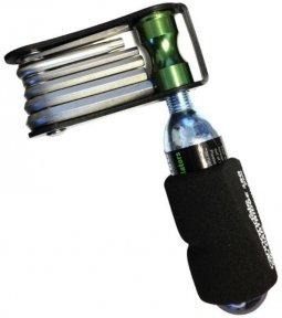 Ключ складной Cannondale 6 инструментов+ клапан