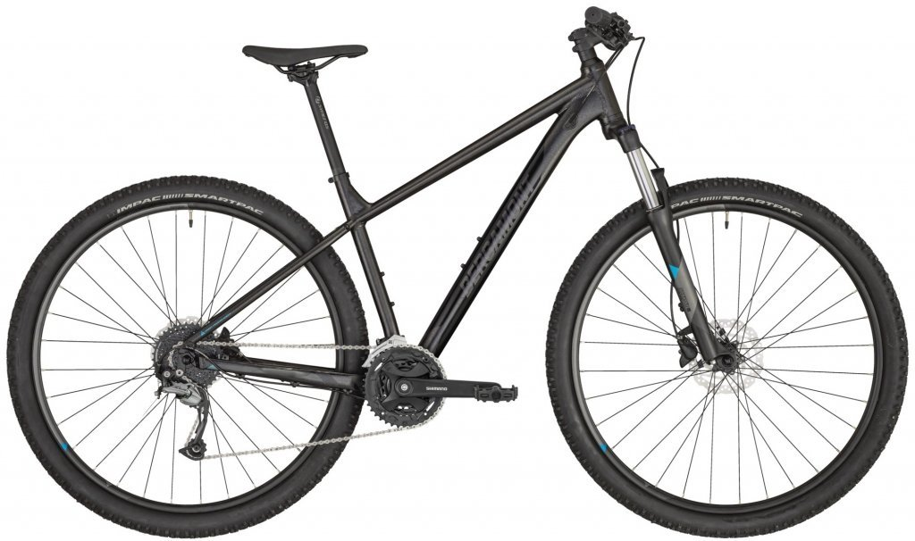 """Велосипед 27.5"""" Bergamont Revox 4 (2020) flaky anthracite"""