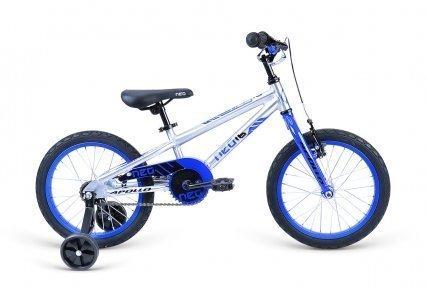 """Велосипед Apollo Neo 16"""" boys синий/черный"""