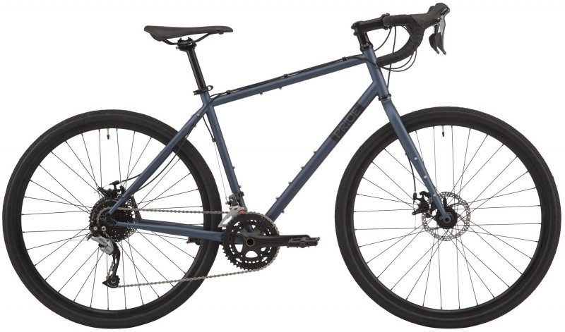 "Велосипед 28"" Pride RoCX TOUR (2020) blue"