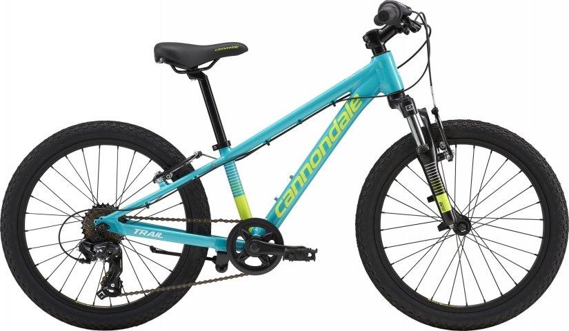"""Велосипед 20"""" Cannondale Kids Trail 20 2019 TRQ"""