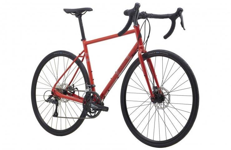 "Велосипед 28"" Marin Nicasio orange"