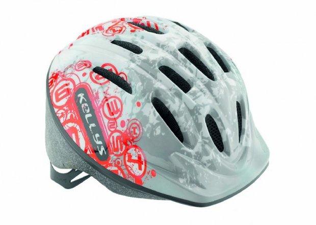 Шлем детский MARK белый, размер XS/S