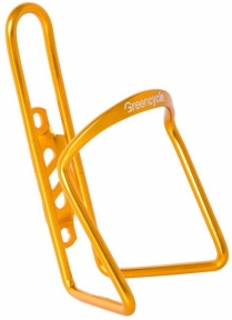 Флягодержатель Green Cycle GGE-112 алюмииневый 500-750ml желтый