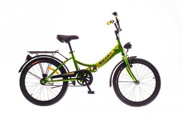 """Велосипед Dorozhnik SMART 20"""" 2016 зеленый"""