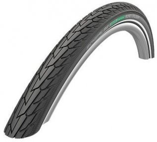 Покрышка 27.5x1.65 650x42B (44-584) Schwalbe ROAD CRUISER K-Guard Active B/B+RT HS484 GREEN, 50EPI