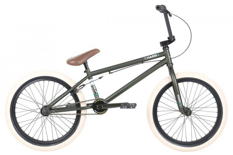 "Велосипед BMX 20"" Haro Boulevard Matte Olive 2019"