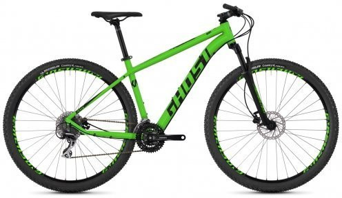"Велосипед 29"" Ghost Kato 3.9 riot green / night black"