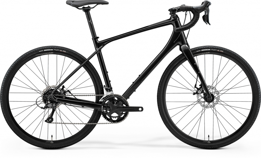 "Велосипед 28"" Merida SILEX 200 (2021) black"