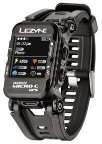 Часы-велокомпьютер Lezyne Micro Color GPS Watch