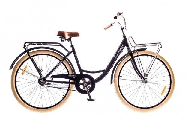 """Велосипед Dorozhnik LUX 26"""" 2016 черный"""