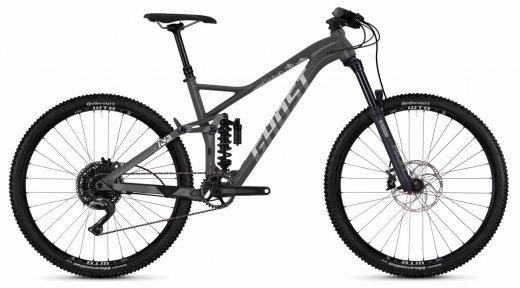 """Велосипед 27.5"""" Ghost SL AMR 2.7 titanium gray / iridium silver / palladium silver"""