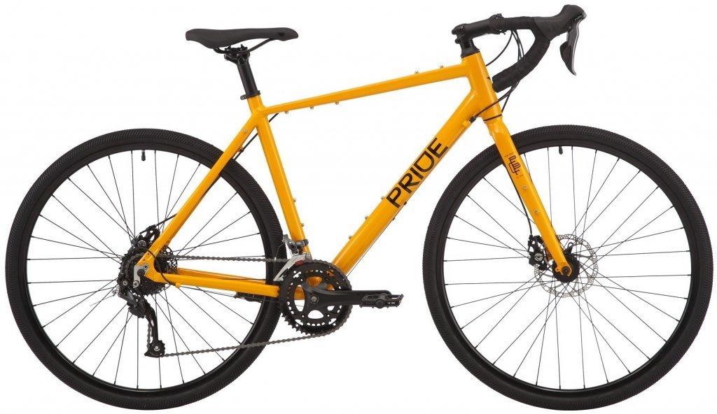 """Велосипед 28"""" Pride RoCX 8.1 (2020) orange/black"""