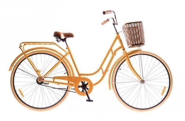 """Велосипед Dorozhnik RETRO 28"""" 2016 оранжевый"""