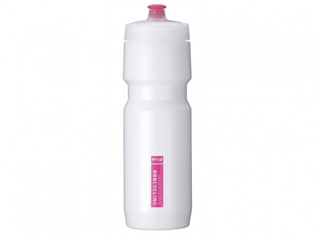 "Фляга BWB-05 ""CompTank"" XL 750ml white/pink"