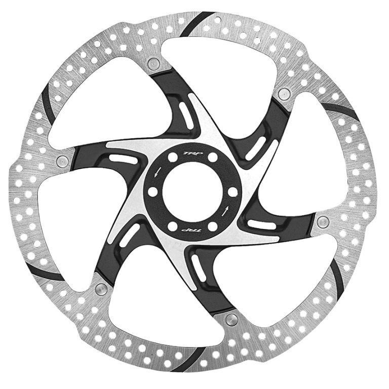 Тормозной ротор Tektro двухсоставной TRP 140-33 140MM