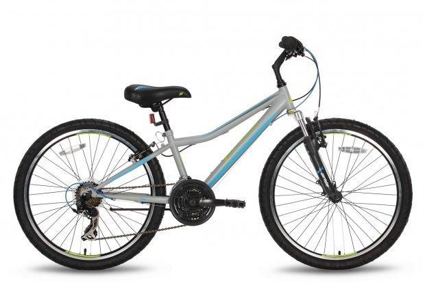 Велосипед PRIDE BRAVE 21SP 2016 серо-синий матовый